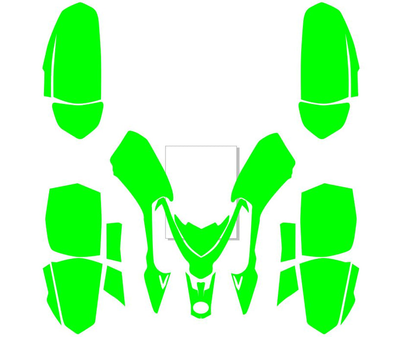 Polaris Predator 90 Template