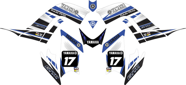 Yamaha Raptor 700R Graphics d6