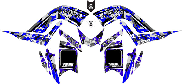 Yamaha Raptor 700R Graphics d7
