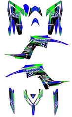 Yamaha Raptor 700R Graphics d24 (2013-2020)
