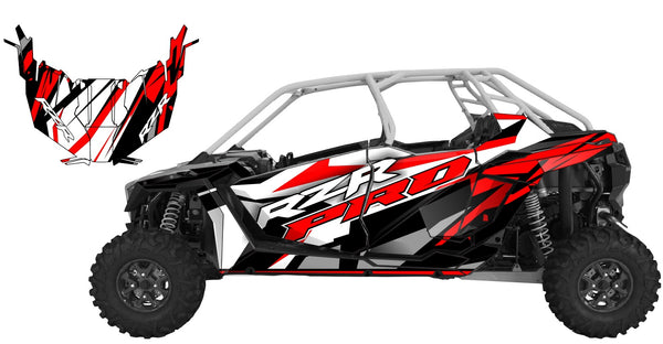 Polaris RZR XP PRO 4 door  D3