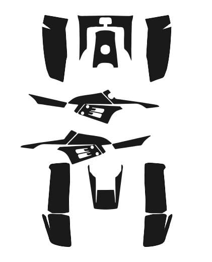 Yamaha Warrior Template