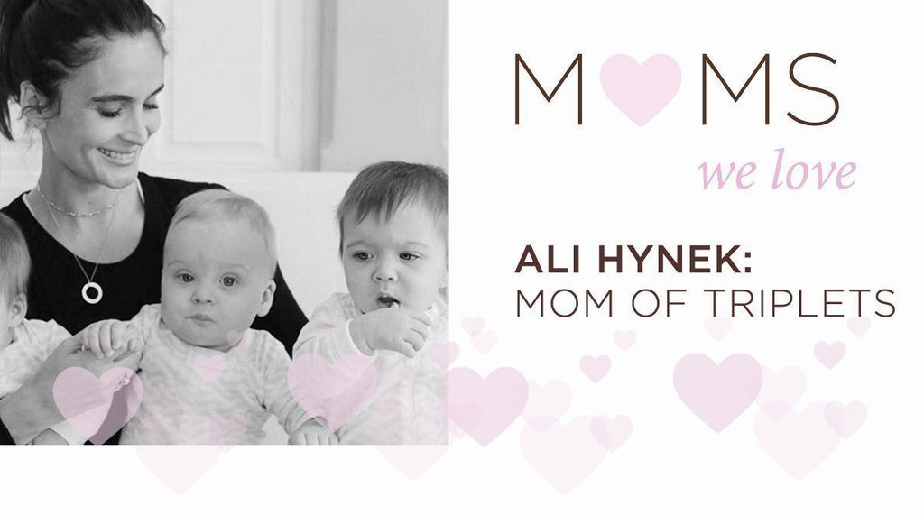 Ali Hynek: Mom of Triplets
