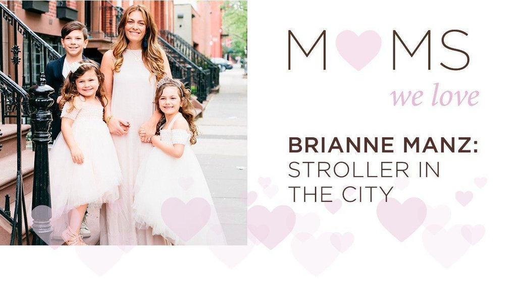 Brianne Manz: Stroller In The City