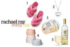 Tiny Tags on Rachel Ray Every Day!