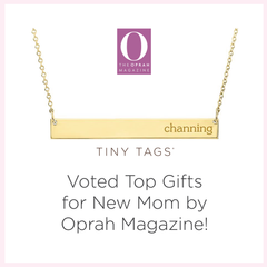 Voted Top Gifts for New Mom by Oprah Magazine!