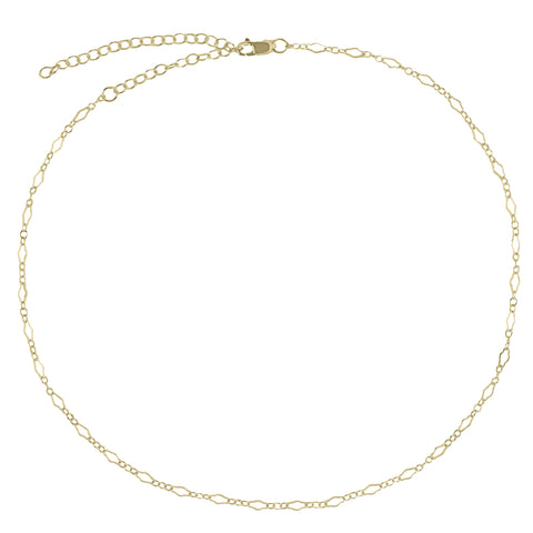 Image of Gold Aries Choker