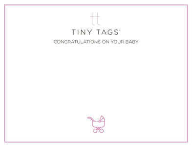 Tiny Tags Gift Card