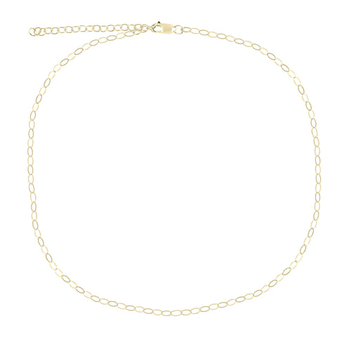 Image of Gold Halo Choker
