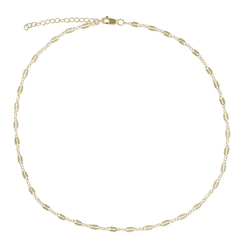 Image of Gold Nova Choker