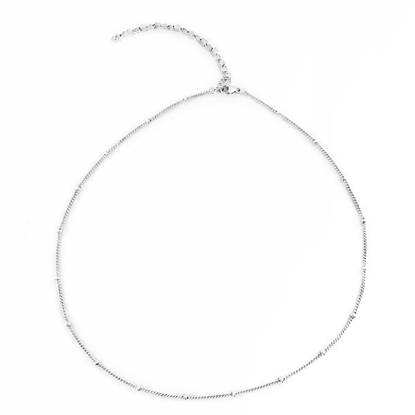 Sterling Silver Choker - tinytags