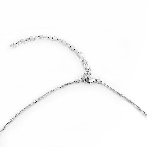Image of Sterling Silver Choker - tinytags