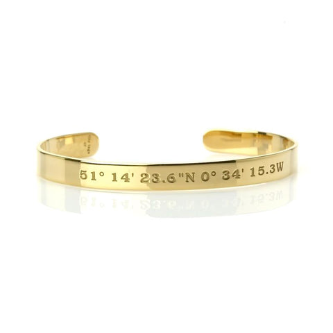Image of 14k Gold Cuff