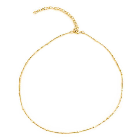 Image of Gold-Filled Choker - tinytags