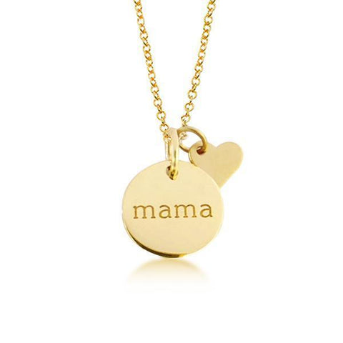 Image of Gold Heart Charm