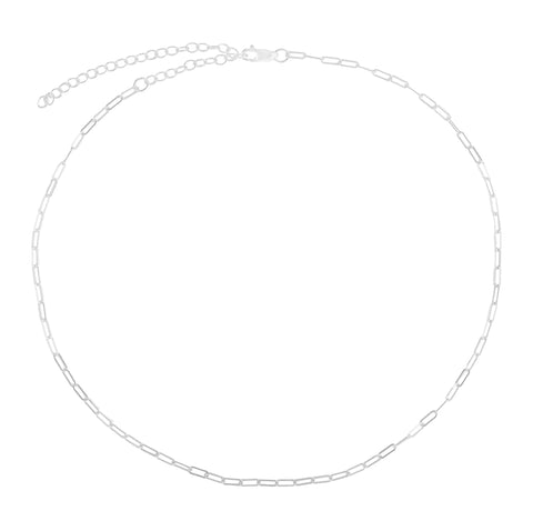 Image of Sterling Silver Luna Choker