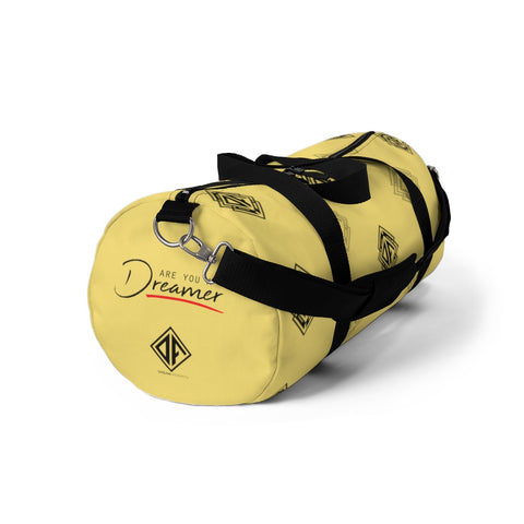 DA Duffle Bag - Yellow