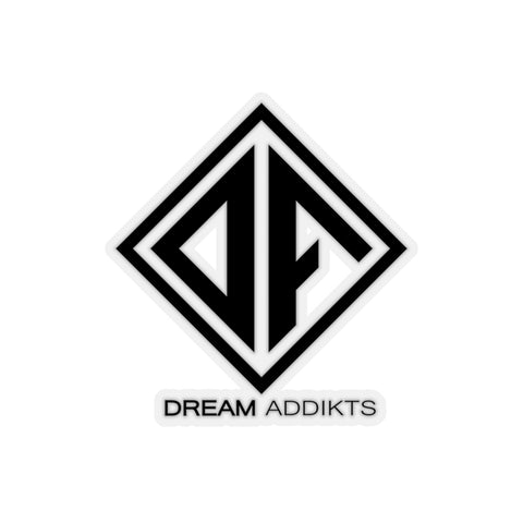 Dream Addikts Kiss-Cut Stickers