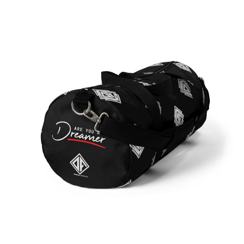 DA Duffle Bag - Black