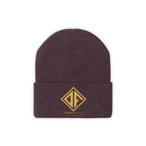Maroon & Gold Dream Addikts Beanie
