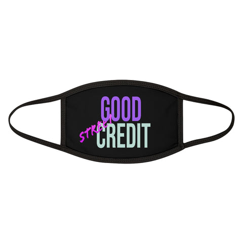 Good Street Credit Face Mask