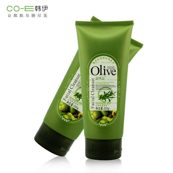 Brand Body Health Skin Care Olive Extract Exfoliating Scrub Gel Face Feet Hand Peeling Cream 200ml Whitening Moisturizing