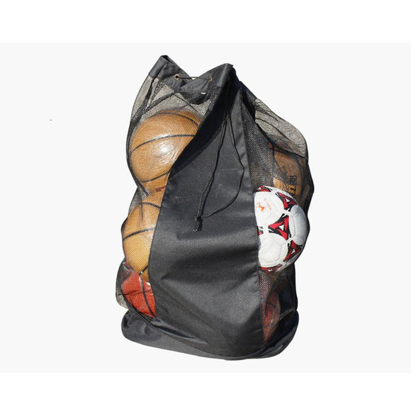 MAICCA Balls bag Super big  for basketball football volleyball portable net sports training bag carrying ball bag Wholesale