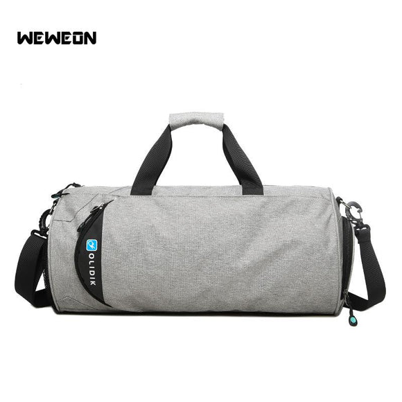 New Arrival Waterproof Sports Handbag for Women and Men Outdoor Shoulder Bag Large Capacity Fitness Gym Bag