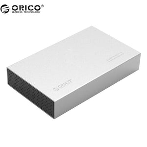 ORICO 3518S3 Aluminum SATA 3.0 to USB3.0 Type-B 2.5 / 3.5 inch SSD / Sata HDD Enclosure Storage (3518S3)