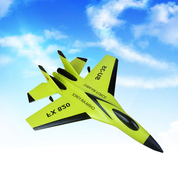 SU-35 RC Remote Control Helicopter Plane Glider Airplane EPP Foam 3.5CH 2.4G Toys