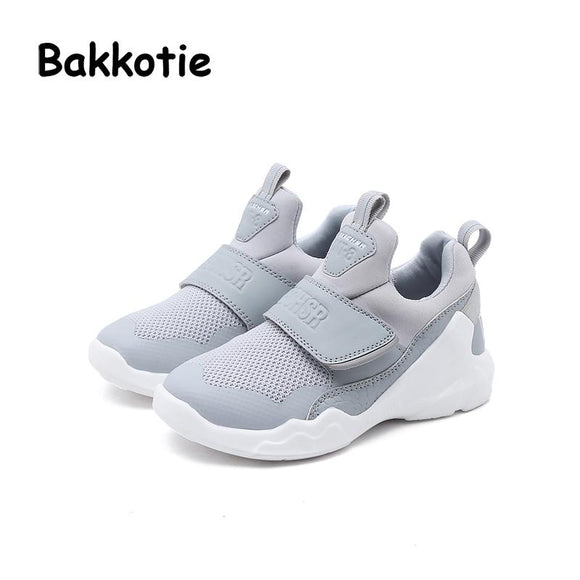 Bakkotie 2018 Spring New Fashion Toddler Boy Sport Shoe Baby Girl Leisure Sneaker Breathable Child Trainer Mesh Kid Runing Shoes