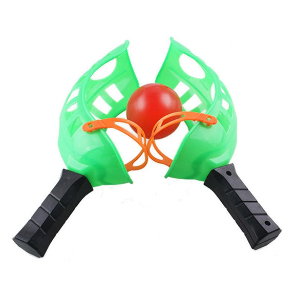 Throwing ball children's toy outdoor sports throwing ball fun kindergarten parent-child activity racket toys sports kids boys