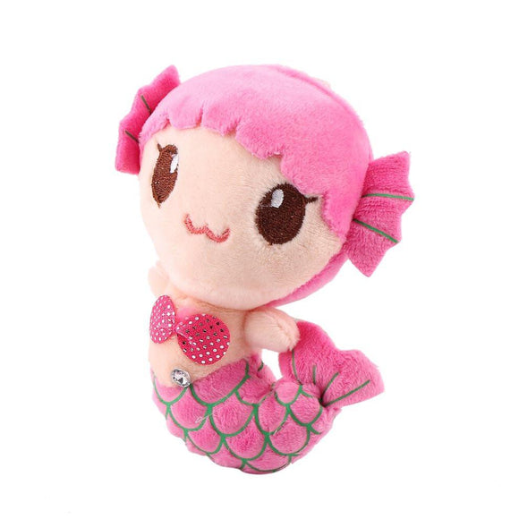 Plush Toys Gift For Children Cute Lovely Plush Princess PP Cotton Toys For Baby Kids Girls The Little Mermaid Stuffed Doll