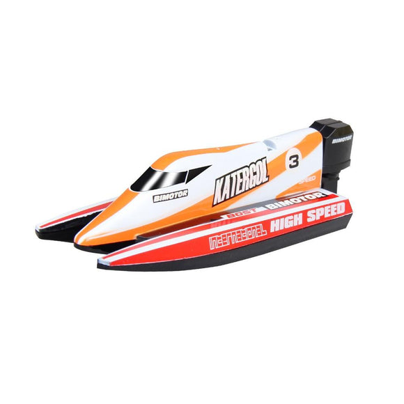 Remote Control Boat RC 4CH 2.4G Racing Waterproof Remote Outdoor Toys