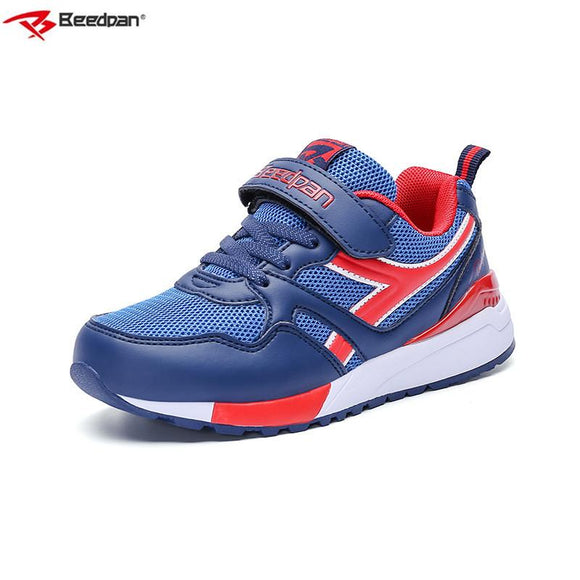 Beedpan 2018 Spring Autumn Kids Running Shoes Sport Shoes Sneakers Mesh Toddler Boys Casual Shoes Breathble Girls Sneakers