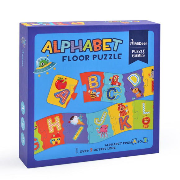 26 English Alphabet Puzzle Game A-Z Kids Children Educational Learning Toy