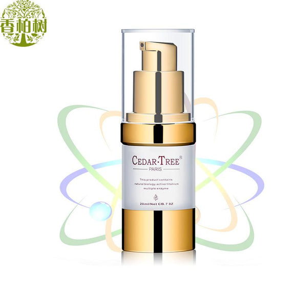 Biological Eye Essence Cream Anti Puffiness Dark Circle Anti Aging Wrinkles Moisturizing Whitening Eyes Skin Firming Care