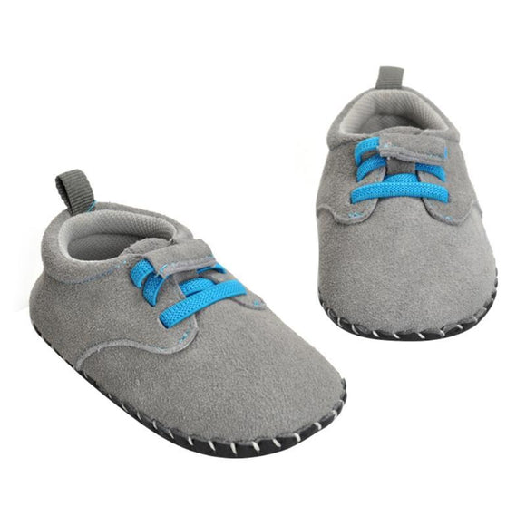 Baby Shoes Toddler Kids Genuine Nubuck Leather First Walkers Sneakers Baby Moccasins Infant Girls Boys Soft Sole Anti-slip Shoes