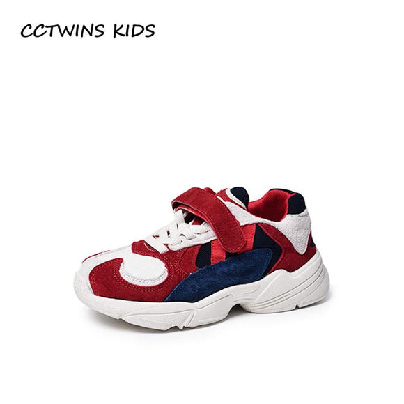 CCTWINS KIDS 2018 Autumn Children Breathable Mesh Shoe Baby Boy Sport Sneaker Girl Fashion Casual Trainer Toddler FS22400