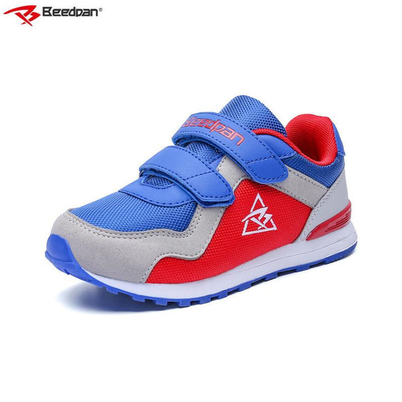 Beedpand 2017 Brand Spring Autumn Kids Shoes For Girl Toddlers Boy Sport Shoes Running Leather Children Leather Girls Sneakers