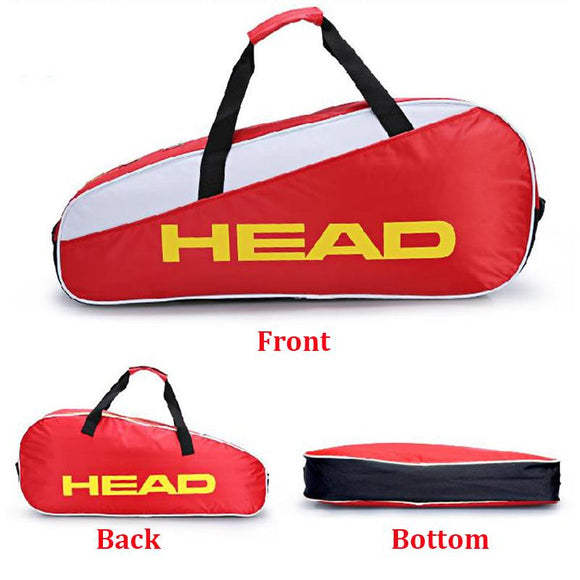 Tennis Bag Head Adult Single Shoulder Racket Sports Men's Racquet Bolso For Tenis Squash Badminton Accessories Outdoor Handbag
