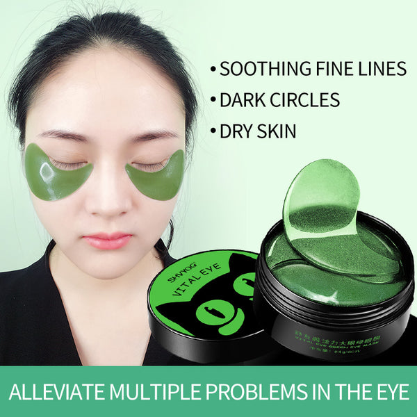 Anti Wrinkle Eye Patches Mask 60pcs