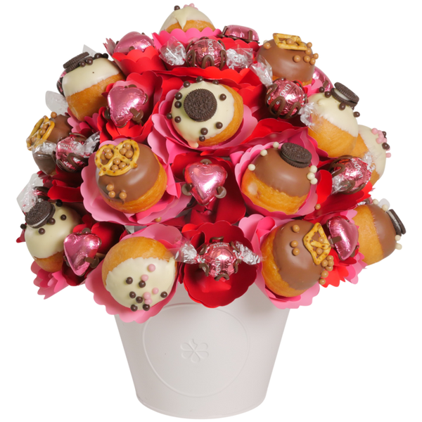 Mum's Donut Surprise Bouquet