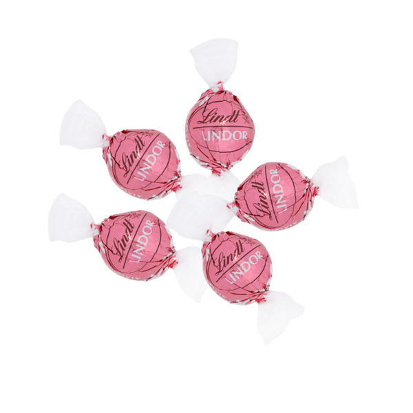 5 Strawberry and Cream Lindt Balls (Extra)