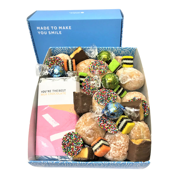 You're the Best Luxury Donut Gift Box