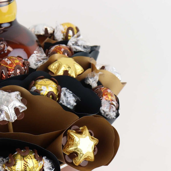 Luxury Scotch & Chocolate