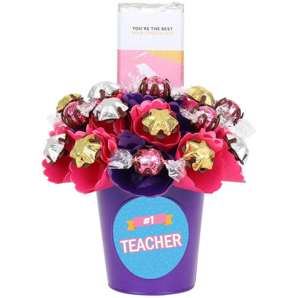 #1 Teacher Choc Block Bouquet