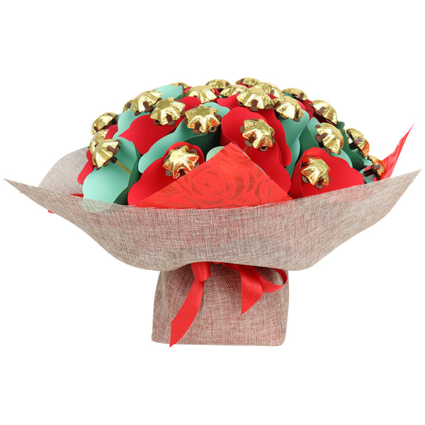Christmas Star Chocolate Bouquet