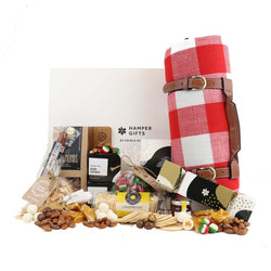 Everything but the Cheese Luxury Hamper