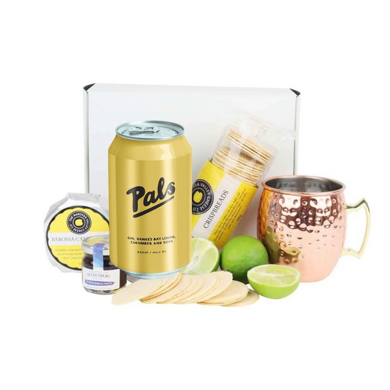 Gin Treat Gift Box